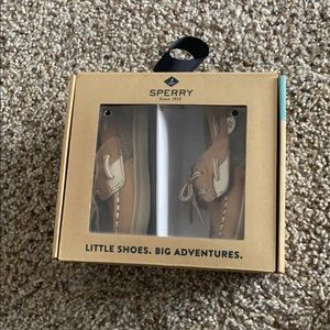 Infant Sperry Boat Shoes 3M